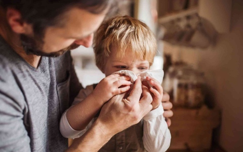 الصورة: الصورة: دراسة: هكذا يؤثر كورونا على الأطفال