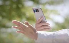"""الصورة: الصورة: كوريا الجنوبية تبتكر """"معقما رقميا"""" للأيادي والأسطح باستخدام الهاتف"""