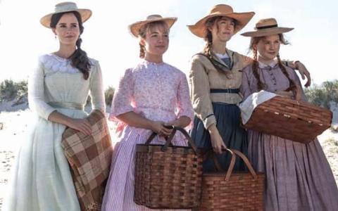 """الصورة: الصورة: عمل ضائع ينشر لمؤلفة رواية """"نساء صغيرات"""" بعد 171 عاماً"""