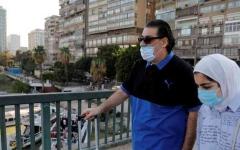 الصورة: الصورة: مصر تسجل 1557 إصابة جديدة بكورونا و81 حالة وفاة