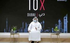 الصورة: الصورة: حمدان بن محمد: رؤية محمد بن راشد جعلت دبي رائدة مدن العالم