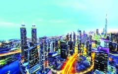 الصورة: الصورة: نشاط ملحوظ لعقارات دبي  في النصف الأول