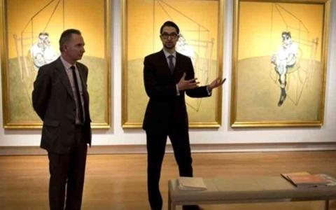 الصورة: الصورة: 85 مليون دولار للوحة بيعت «عن بُعد»