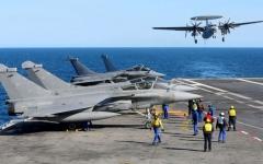 الصورة: الصورة: فرنسا تنسحب من عملية لحلف الأطلسي بسبب خلافاتها مع تركيا