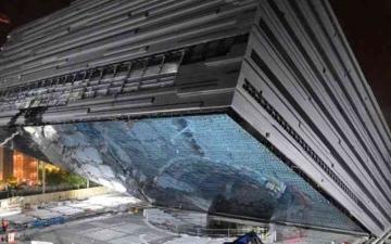 الصورة: الصورة: جناح السعودية في «إكسبو دبي».. نافذة على المستقبل