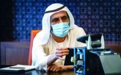 الصورة: الصورة: محمد بن راشد: مسبار الأمل إنجـاز لكل عربي وفخر لكل إماراتي