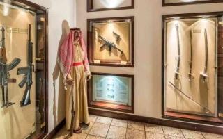 الصورة: الصورة: استئناف استقبال  الزوار في متحفي «نايف» و«العقيلي»
