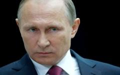 الصورة: الصورة: بوتين يفوز في استفتاء على تمديد حكمه حتى 2036