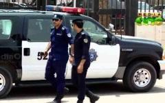 الصورة: الصورة: مسلح يطلق النار على مركبة إحدى القيادات الأمنية في الكويت ثم ينتحر