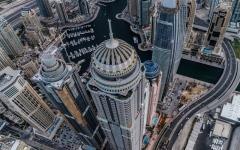 الصورة: الصورة: 4.84 مليار درهم تصرفات عقارات دبي في أسبوع