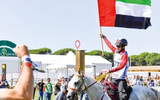 الصورة: الصورة: إلغاء بطولة أوروبا للشباب والناشئين ومونديال الخيول الصغيرة للقدرة
