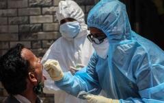 الصورة: الصورة: الهند تسجل إصابات يومية قياسية بفيروس كورونا