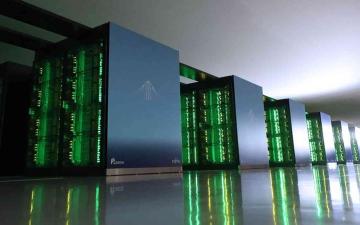 الصورة: الصورة: الكمبيوتر الياباني الأسرع في العالم يختار الأدوية المحتملة لعلاج كورونا