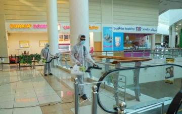 الصورة: الصورة: 9 إجراءات احترازية لتسوق آمن في مراكز أبوظبي التجارية