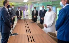 الصورة: الصورة: حمدان بن محمد يطلق التحالف الاستراتيجي للطباعة ثلاثية الأبعاد
