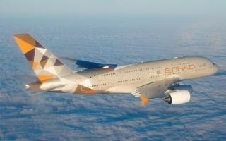«الاتحاد للطيران» تسير رحلاتها إلى 58 وجهة في أغسطس