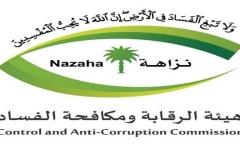 الصورة: الصورة: 105 قضايا جنائية باشرتها هيئة الرقابة ومكافحة الفساد السعودية