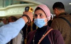 الصورة: الصورة: مصر تسجل 969 إصابة جديدة بفيروس كورونا