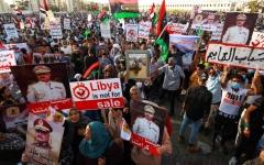 الصورة: الصورة: حفتر: مهمّتنا تحرير كل الأراضي الليبية