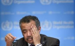 الصورة: الصورة: منظمة الصحة العالمية: كورونا يتسارع ولم يبلغ ذروته بعد
