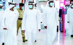 الصورة: الصورة: حمدان بن محمد: دبي جاهزة لاستقبال العالم واستئناف قصص النجاح