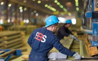 """الصورة: الصورة: """"الإمارات لأنظمة المباني"""" تورد الحديد لمبنى النيابة الجديد لبلدية دبي"""