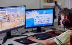 """الصورة: الصورة: شرطة أبوظبي تُحذر: الألعاب الإكترونية قد تجعل طفلك """"عدوانيًا"""""""