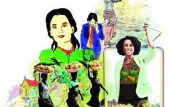 الصورة: الصورة: سياسات تنموية فاعلة تدعم تمكين الإناث