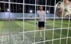 """الصورة: الصورة: (فيديو) """"خه إي يي"""".. فقد ساقه ولم يفقد حلمه في احتراف """"الكرة"""""""
