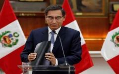 الصورة: الصورة: رئيس بيرو يدعو لإجراء انتخابات عامة في أبريل 2021