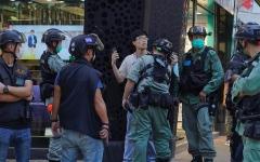 """الصورة: الصورة: بسبب القانون الصيني """"الغامض"""".. أستراليا تحذر مواطنيها من السفر إلى هونغ كونغ"""