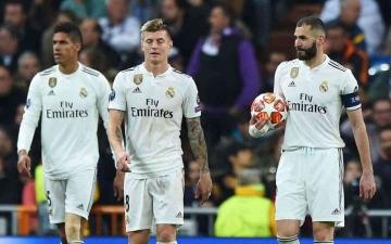 الصورة: الصورة: ريال مدريد يواجه ديبورتيفو ألافيس الليلة بطموح الأربع نقاط