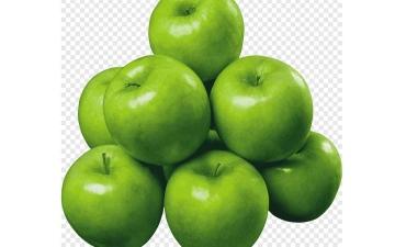 الصورة: الصورة: تناول التفاح الأخضر على الريق .. فوائد خيالية