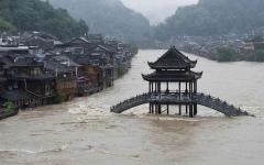 الصورة: الصورة: 60 مليار يوان خسائر.. تحذير من فيضانات عارمة في الصين