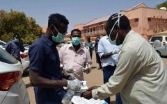 """الصورة: الصورة: السودان يسجل 8 وفيات و46 إصابة جديدة بـ""""كورونا"""""""