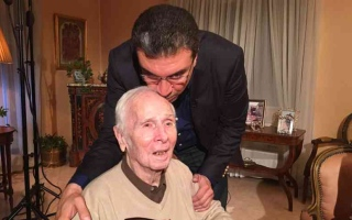 الصورة: الصورة: وفاة فنان الاستعراض محمود رضا عن 90 عاماً