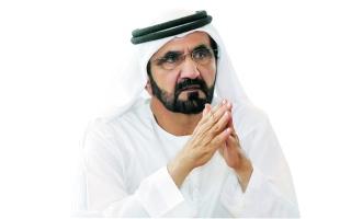 محمد بن راشد: المستقبل لمن يتفوّق رقمياً