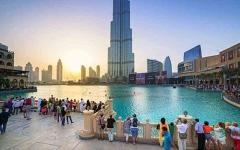 الصورة: الصورة: المتعة تعود إلى دبي وبوادر انتعاش سياحي قريب