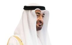 الصورة: الصورة: محمد بن زايد يعزي حاكم الشارقة في وفاة الشيخ أحمد بن سلطان القاسمي