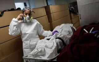 الصورة: الصورة: تشريح جثث مرضى فيروس كورونا يكشف عن مفاجأة