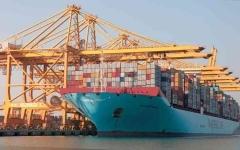 الصورة: الصورة: دبي خامس أفضل مركز للشحن البحري عالمياً