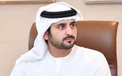 الصورة: الصورة: مكتوم بن محمد يجدد ثقته بمجلس إدارة سلطة دبي للخدمات المالية