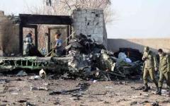 الصورة: الصورة: إيران تعلن سبب سقوط الطائرة الأوكرانية مطلع العام