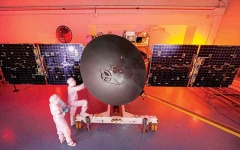 الصورة: الصورة: مجلة العلوم: الإمارات تستعد للانضمام لنادي النخبة لكوكب المريخ