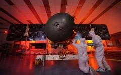 """الصورة: الصورة: 7 أهداف استراتيجية خلال مهمة """"مسبار الأمل"""" لاستكشاف المريخ"""