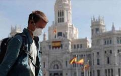 الصورة: الصورة: إسبانيا تعيد الإغلاق الجزئي وأوروبا متيقظة أمام كورونا
