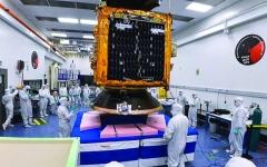 الصورة: الصورة: «ناسا»: الإمارات أبهرتنا بسرعة تطوير «مسبار الأمل»
