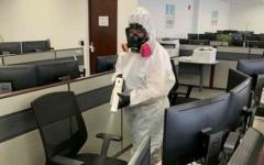 الصورة: الصورة: خبيرة بريطانية: فيروس كورونا يبقى في الهواء لأكثر من ساعة