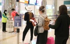 الصورة: الصورة: فحص كورونا غير إلزامي على جميع المسافرين إلى دبي