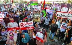 الصورة: الصورة: الإمارات: الأولوية لعودة العملية السياسية في ليبيا